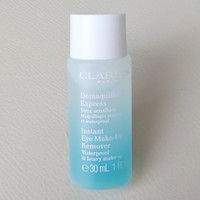 Clarins Instant Eye Make Up Remover Waterproof 30ml thumbnail