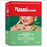 [1BOX 360GR] RANI KONE RK82 BODY PALM NAIL DECORATION PASTE thumbnail