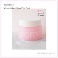 Banila Co Clean It Zero Cleansing Balm Original (Travel Size 7ml) thumbnail