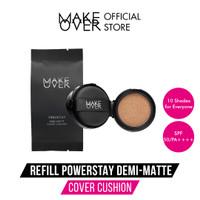 MAKE OVER Refill Powerstay Demi-Matte Cover Cushion - C51(Exp6-12bl ) thumbnail