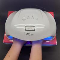 SUNplus UV LED 2in1 Nail Lamp 72W thumbnail