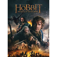 Jual Dvd Film The Hobbit The Battle Of The Five Armies 2014 Kab Karawang Dvd Movie Update Tokopedia