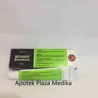 Benoson 5 GR - Krim untuk Alergi, Infeksi, Penyakit Kulit