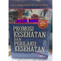 Jual Buku Promosi Kesehatan Dan Perilaku Kesehatan Soekidjo Notoatmodjo Jakarta Pusat Pesan Buku Tokopedia