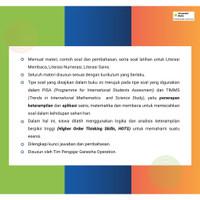 Jual Buku Soal Akm Asesmen Kompetensi Minimum Sd Mi Berkualitas Jakarta Barat Kalila Store 652 Tokopedia