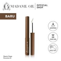 Madame Gie Beauty Shape Browcara - MakeUp Mascara Alis - Brow Cara 02 thumbnail