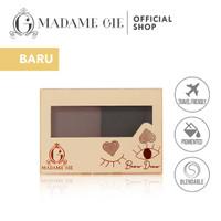 Madame Gie Brow Draw Eyebrow - MakeUp Pensil Alis - Brow Draw 02 thumbnail