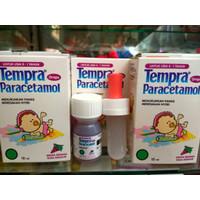 Tempra Drop 15 ML - Obat Demam, Sakit Kepala, Flu untuk Bayi
