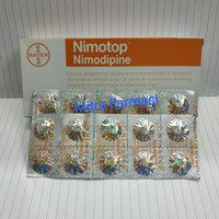 Nimotop-Nimodipine30mg /strip