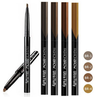 MAYBELLINE EYE LINER FASHION BROW ULTRA FLUFFY BR 3 & BR 4 thumbnail