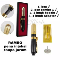rambo pen thesera Hyaluronic acid pen alat khitan injek serum anastesi thumbnail