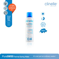 Clinelle - PureSwiss Thermal Spring Water 150 ml (ed 12 2021) thumbnail