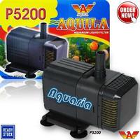 Jual Aquila P-5200 Pompa Celup Aquarium Submersible Water ...