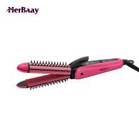 HerBaay Three-in-one curling iron TIOH-4001 White - Merah Mawar thumbnail