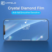 CAFELE IPHONE 12 / 12 PRO / 12 PRO MAX / 12 MINI TEMPERED GLASS CLEAR