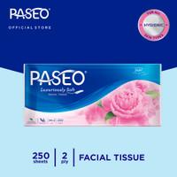 Paseo Elegant Tissue Wajah Soft Pack 250 Sheets