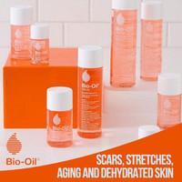 Bio Oil 25ML/ 60ML/125ML - untuk Stretch Marks, Bekas Luka, Dry Skin
