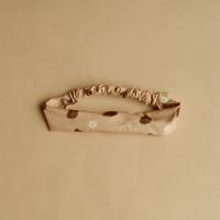 Headband - Poodle and Daisy (Cream) thumbnail