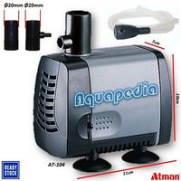 Jual Atman AT104 Pompa Celup Aquarium Kolam Submersible ...