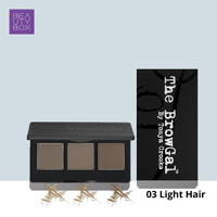The BrowGal Convertible 2 in 1 Duo Full Brow Definition - 03 light hair thumbnail