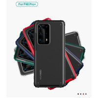 HUAWEI P40 PRO / P40 CRYSTAL HARD CASE SMOKE AKRILIK FROSTED