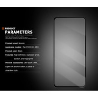 MOCOLO POCO X3 NFC TEMPERED GLASS FULL COVER ORIGINAL
