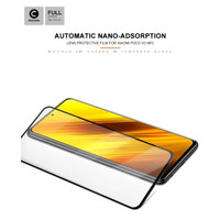 MOCOLO ORI POCO X3 NFC TEMPERED GLASS FULL COVER ORIGINAL