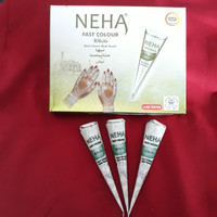 henna neha putih cone thumbnail
