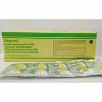 Dextral Kaplet - Obat untuk Batuk, demam, sakit kepala, Bersin2