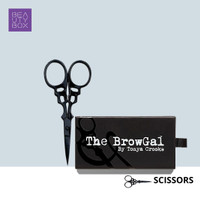 THE BROWGAL BROW SCISSORS thumbnail
