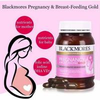 Blackmores Pregnancy & Breastfeeding - Suplemen Kehamilan & Menyusui