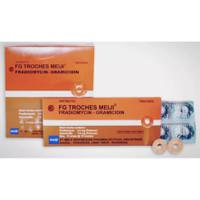 FG Troches Meiji - Tablet untuk Sakit Tenggorokan, Radang, Sariawan