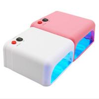 36 Watt UV lamp oven for nail reconstruction Nail dryer thumbnail