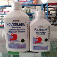 Polysilane Suspensi 100 ML / 180 ML - Obat Maag, Asam Lambung, Mual