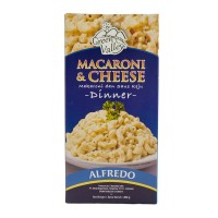 Green valley macaroni and cheese alfredo 200 gr