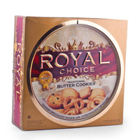 Royal Choice traditional butter cookies 908 gr