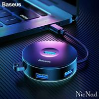 Baseus USB Hub Adaptor Type-C Hub Multi Port Adapter