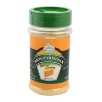 GREEN VALLEY grated cheese 100% parmesan 80 gr