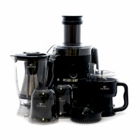 Power Turbo Blender & Juicer Vicenza VT-337 - Black