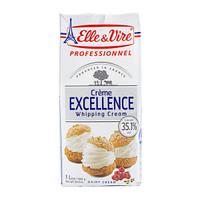 Elle & vire whiping cream 1 ltr