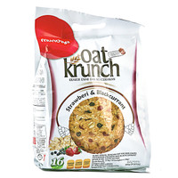 munchy's oat krunch strawberry and blackcurrent 416 gr