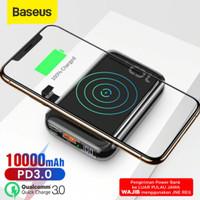 Baseus Wireless Power Bank 10000mAh QC3.0+PD3.0 18W Quick Charge