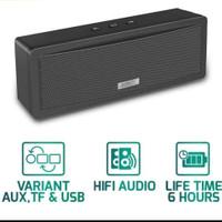 Speaker RB430 Bluetooth 3.0 Square Mini Hifi