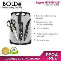 Jual Bolde Super Utensil Cutting Board Set 3+1 Piso ...