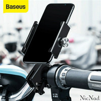 Baseus Knight Motorcycle Bicycle Phone Holder Stand HP Sepeda Motor