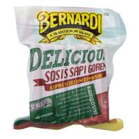 Bernardi delicious sosis sapi goreng 360 gr