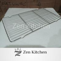 Cooling Rack Rack Pendingin Kue Stainless Steel 26cmx20cm