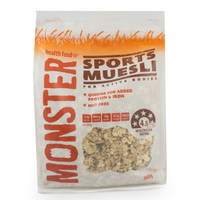 Monster sport muesli 700 gr