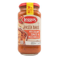Leggo's pasta bake with tomato & mozarella 500 gr