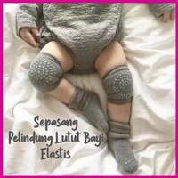 Pelindung lutut bayi, knee pad, protector, Deker Bayi anti slip